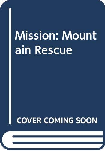 Mission: Mountain Rescue by Amy Andrews (Hardback, 2006)