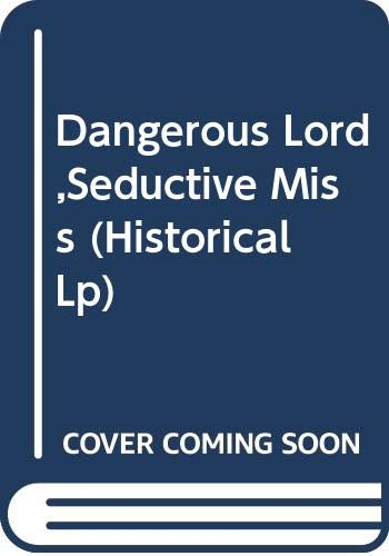 Dangerous Lord, Seductive Miss by Mary Brendan (Paperback, 2011)