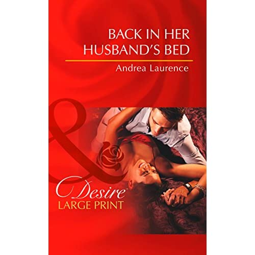 Back in Her Husband's Bed Andrea Laurence Mills Boon HB 9780263244236