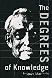 The Degrees of Knowledge (The Collected Works of Jacques Maritain) - book cover picture
