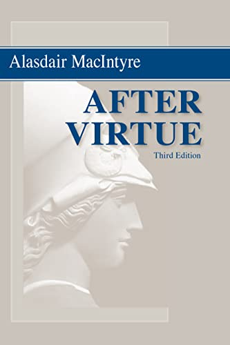 After Virtue Book Cover Picture