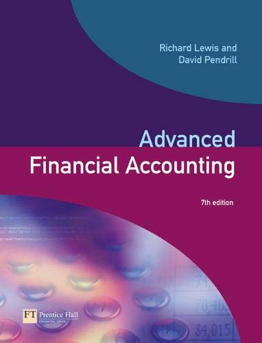 Ebook free download financial accounting advanced