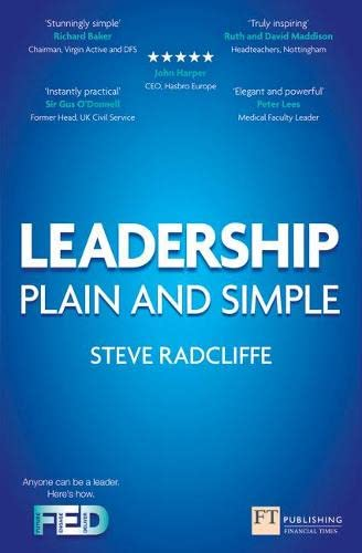 Leadership Plain and Simple