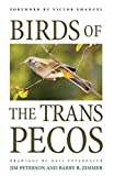 Birds of the Trans-Pecos
