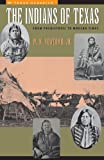 The Indians of Texas: From Prehistoric to Modern Times - book cover picture