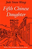 Fifth Chinese Daughter - book cover picture