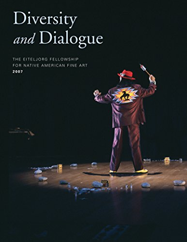 Diversity and Dialogue: The Eiteljorg Fellowship for Native American Fine Art, 2007, Nottage, James H.