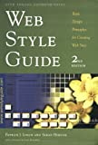 Web Style Guide: Basic Design Principles for Creating Web Sites book cover