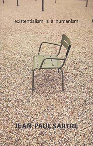 Existentialism Is a Humanism Book Cover Picture