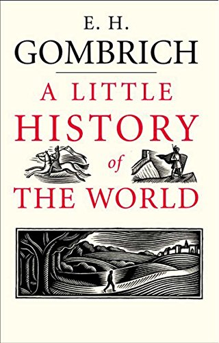 A Little History of the World Book Cover Picture