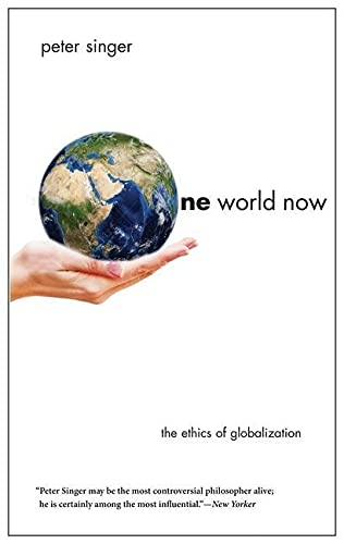One World Now by Peter Singer