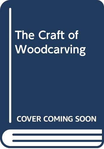 Craft of Wood Carving Pb