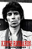 Keith Richards: The Biography - book cover picture