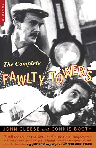 The Complete Fawlty Towers, Cleese, John; Booth, Connie