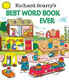 Best Word Book Ever! (Giant Little Golden Book)