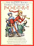 The Golden Books Family Treasury of Poetry - book cover picture