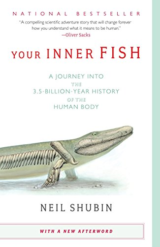 Your Inner Fish Book Cover Picture