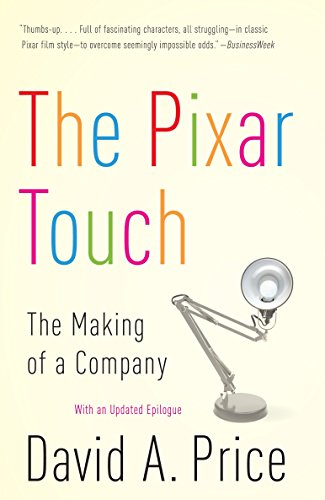 287. The Pixar Touch: The Making of a Company