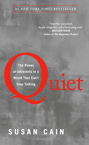 49. Quiet: The Power of Introverts in a World That Can't Stop Talking; Susan Cain