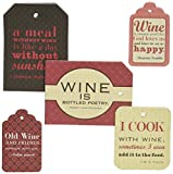 Wine Lovers Gift Tags