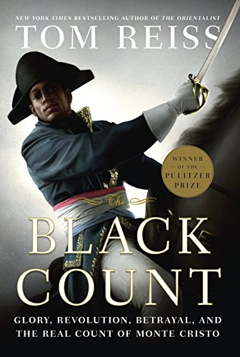 The Black Count Book Cover Picture