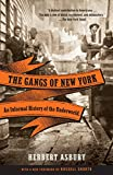 The Gangs of New York (1928) (Book) written by Herbert Asbury