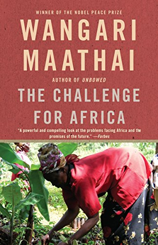 The Challenge for Africa, Maathai, Wangari