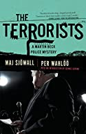 The Terrorists by Per Wahloo and Maj Sjowall