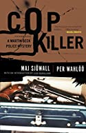 The Cop Killer by Per Wahloo and Maj Sjowall