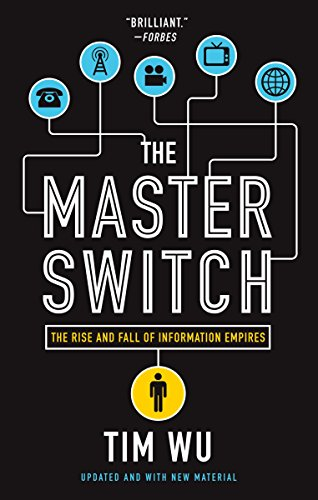 The Master Switch : The Rise and Fall of Information Empires