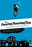 Cover Image of The Amazing Absorbing Boy by Rabindranath Maharaj published by Knopf Canada