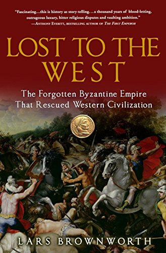 Lost to the West Book Cover Picture