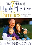 The 7 Habits of Highly Effective Families - book cover picture