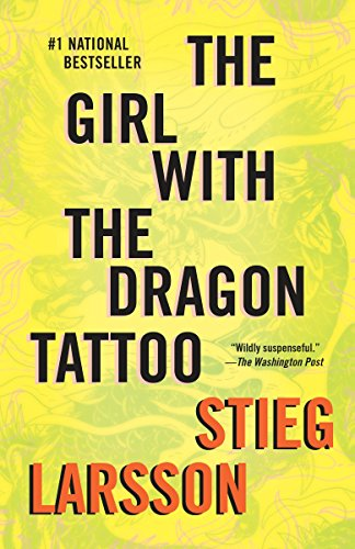 The Girl with the Dragon Tattoo (Millennium Trilogy), Stieg Larsson