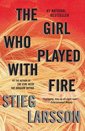 The Girl Who Played with Fire (Millennium Series), Stieg Larsson