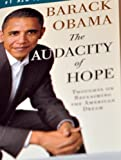 Cover Image of The Audacity of Hope: Thoughts on Reclaiming the American Dream (Vintage) by Barack Obama published by Vintage