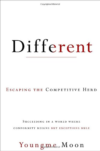 685. Different: Escaping the Competitive Herd
