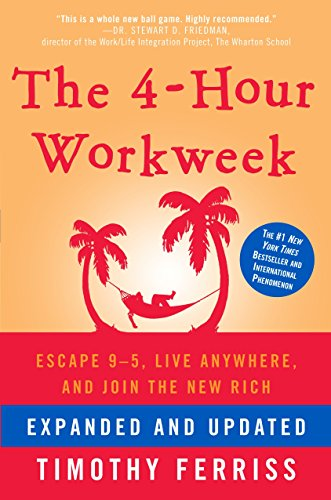 The 4-Hour Workweek Book Cover Picture