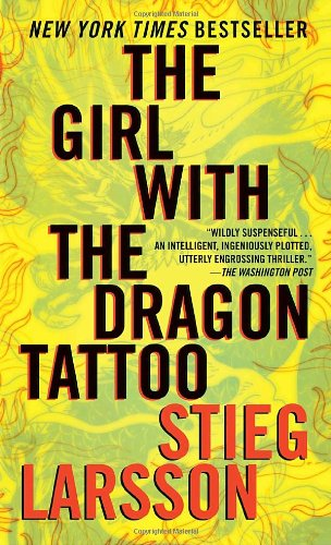 The Girl with the Dragon Tattoo (Millennium), Stieg Larsson