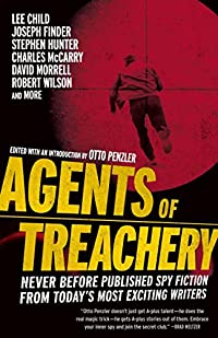 Agents of Treachery by Otto Penzler, editor