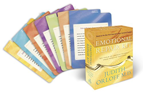 Emotional Repair Kit: 50 Tools to Liberate Yourself from Negative Emotions, Orloff, Judith