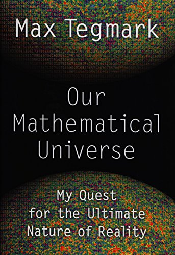 Our Mathematical Universe Book Cover Picture