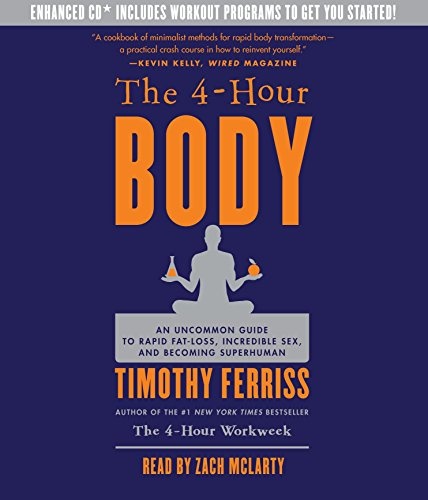 The 4-Hour Body Book Cover Picture