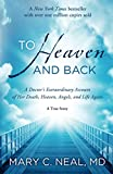To Heaven and Back book cover.