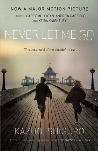 Never Let Me Go (Movie Tie-In Edition) (Vintage International), by Ishiguro, Kazuo