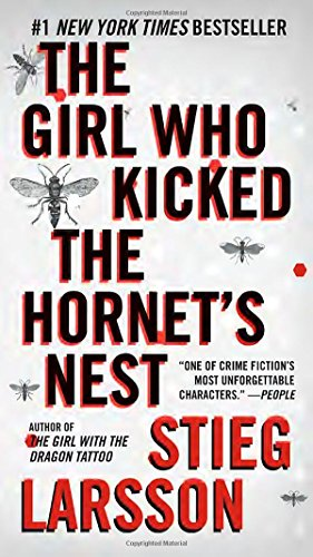 The Girl Who Kicked the Hornet's Nest: Book 3 of the Millennium Trilogy (Vintage Crime/Black Lizard), Larsson, Stieg