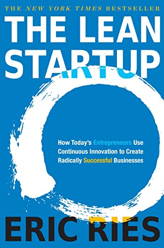 The Lean Startup Book Cover Picture