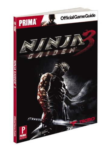 Ninja Gaiden 3: Prima Official Game Guide