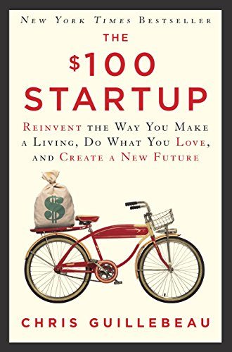 The $100 Startup Book Cover Picture