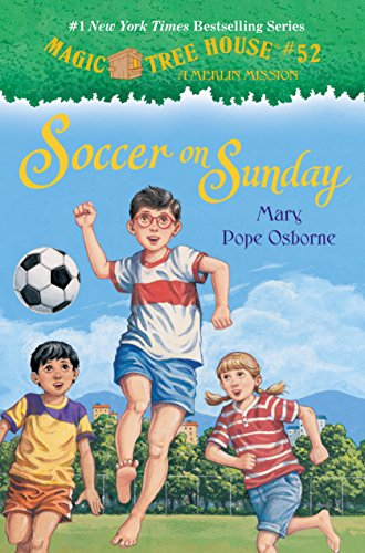 Soccer on Sunday, Osborne, Mary Pope